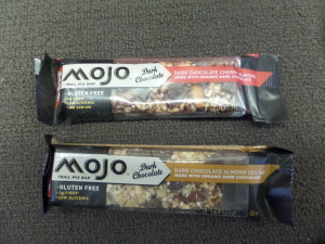 Two more mojo bars