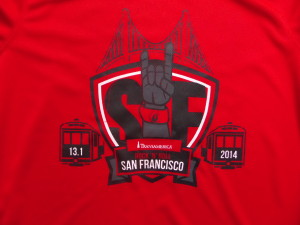 RnR SF shirt design