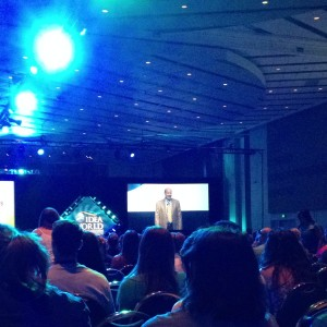 IDEA World's opening session included awards and inspiration.
