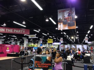 A tiny section of the Expo