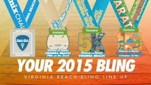 Rock 'n' Roll Virginia Beach bling!