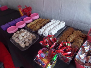 The buffet: part two, baked goods