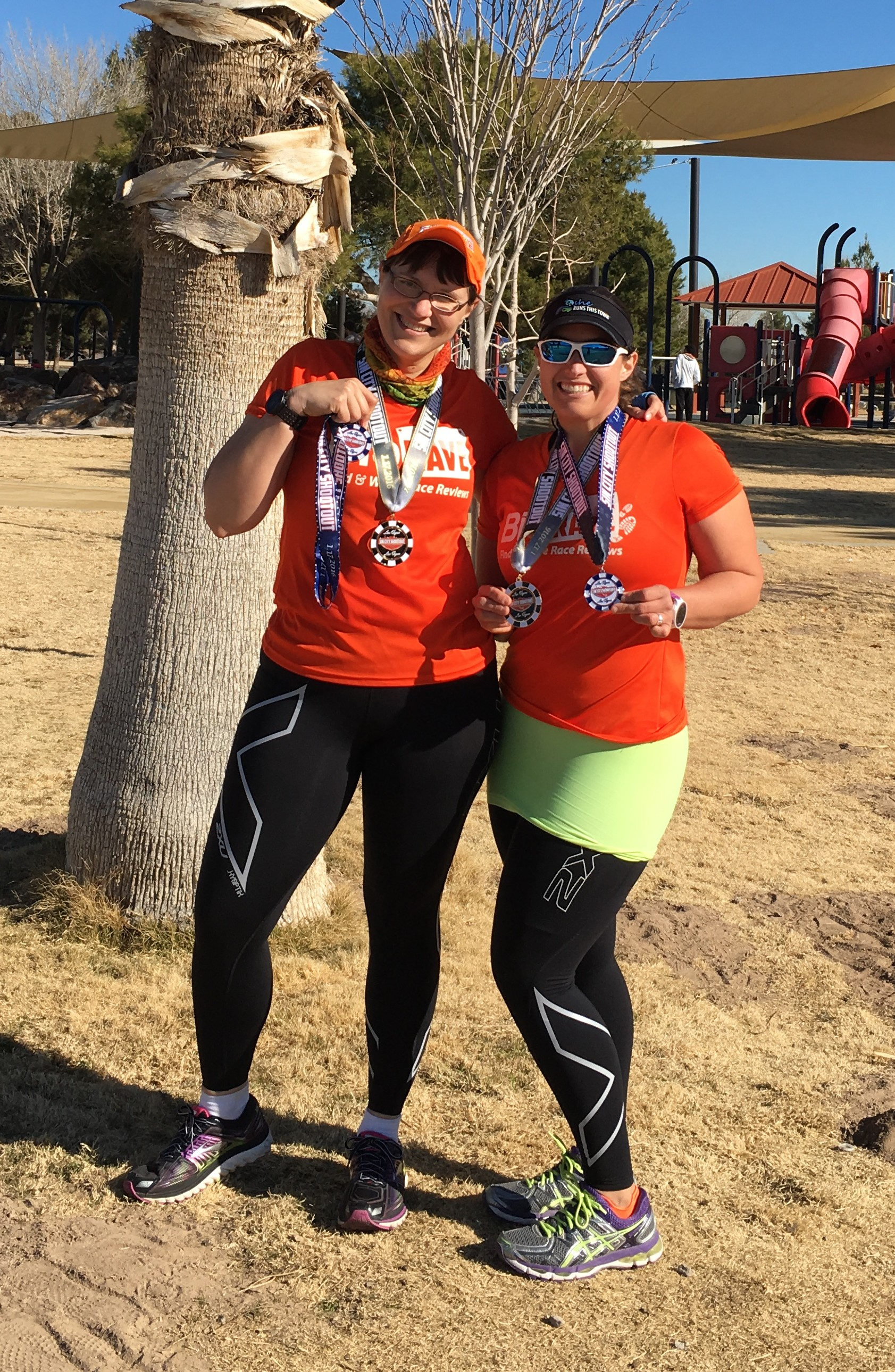 Double Your Luck Challenge Double Road Race In Las Vegas
