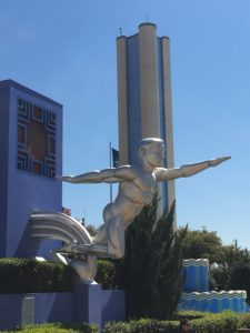 Did you know Fair Park is the only intact/unaltered pre-1950s world fair site remaining in the United States? I love checking out the 1930s art and architecture.