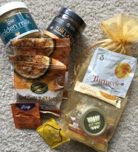 Turmeric Taster Prize Pack
