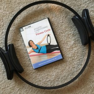 DVD and Fitness Circle lite