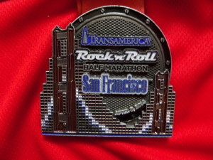 RnR SF Finishers Medal