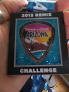 The Remix medal is a spinner