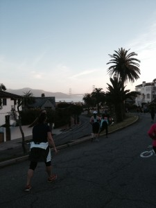 Did I mention the neighborhoods have hills?