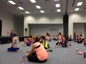 BlogFest exclusive 2015: PiYo with Chalene Johnson