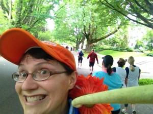 NE Portland selfie